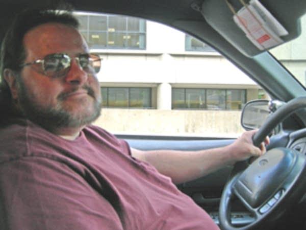 Cabbie Tim Kaeder