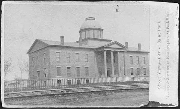 First Minnesota Capitol
