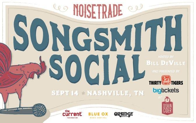 Songsmith Social in Nashville - horizontal