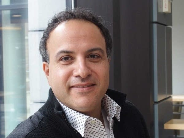 Palestinian director Sameh Zoabi