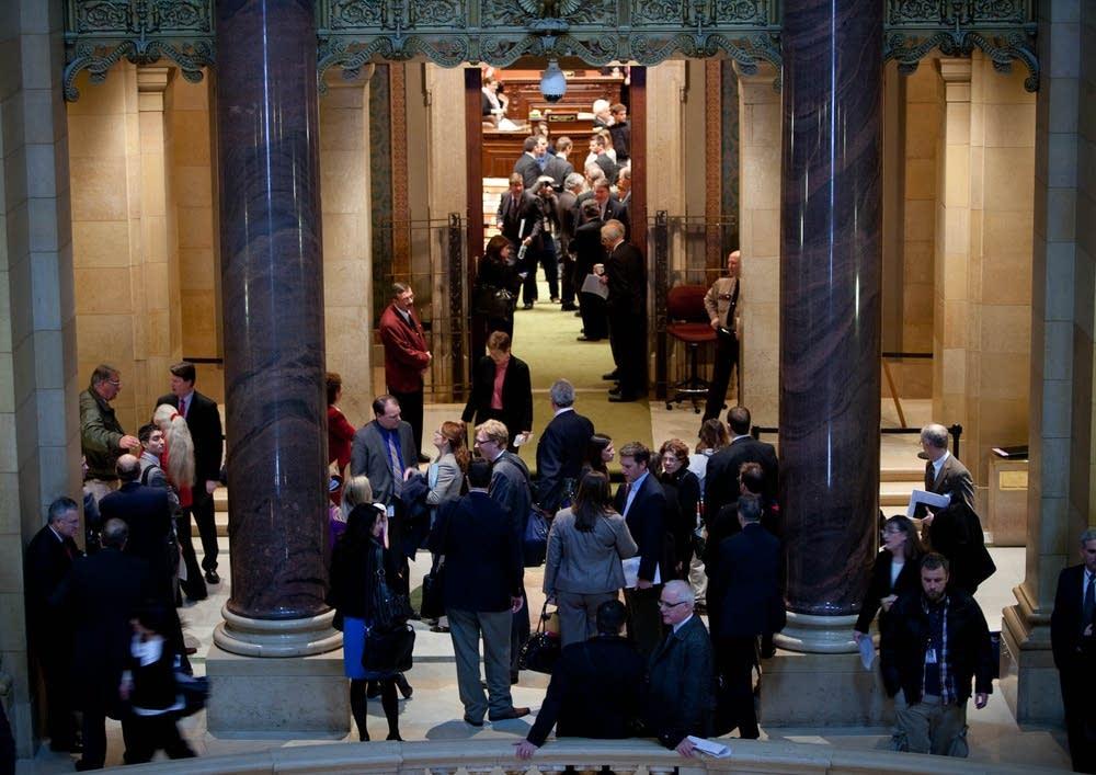 2012 Legislature opens