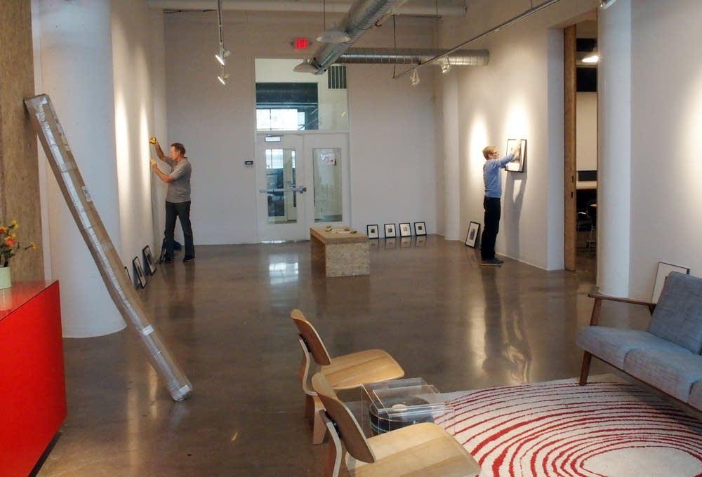 IFP's new Marsden/Gustafson Gallery