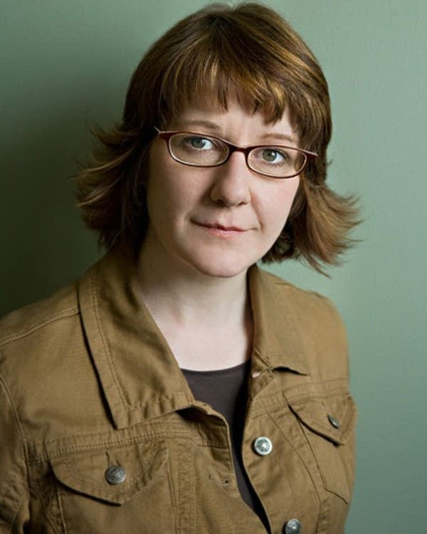 Playwright Jeanine Coulombe