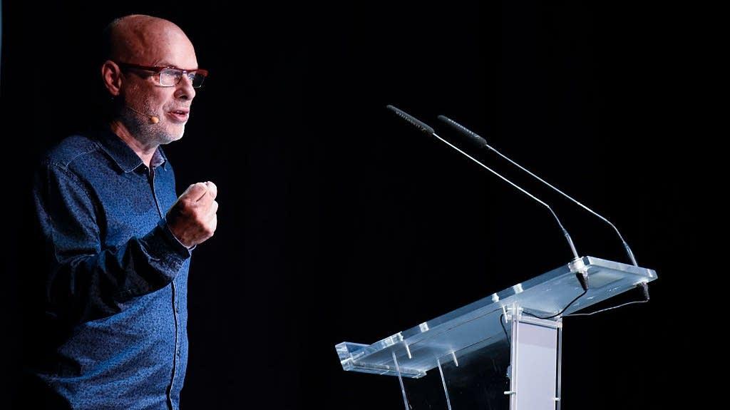 Brian Eno has lots of big ideas.