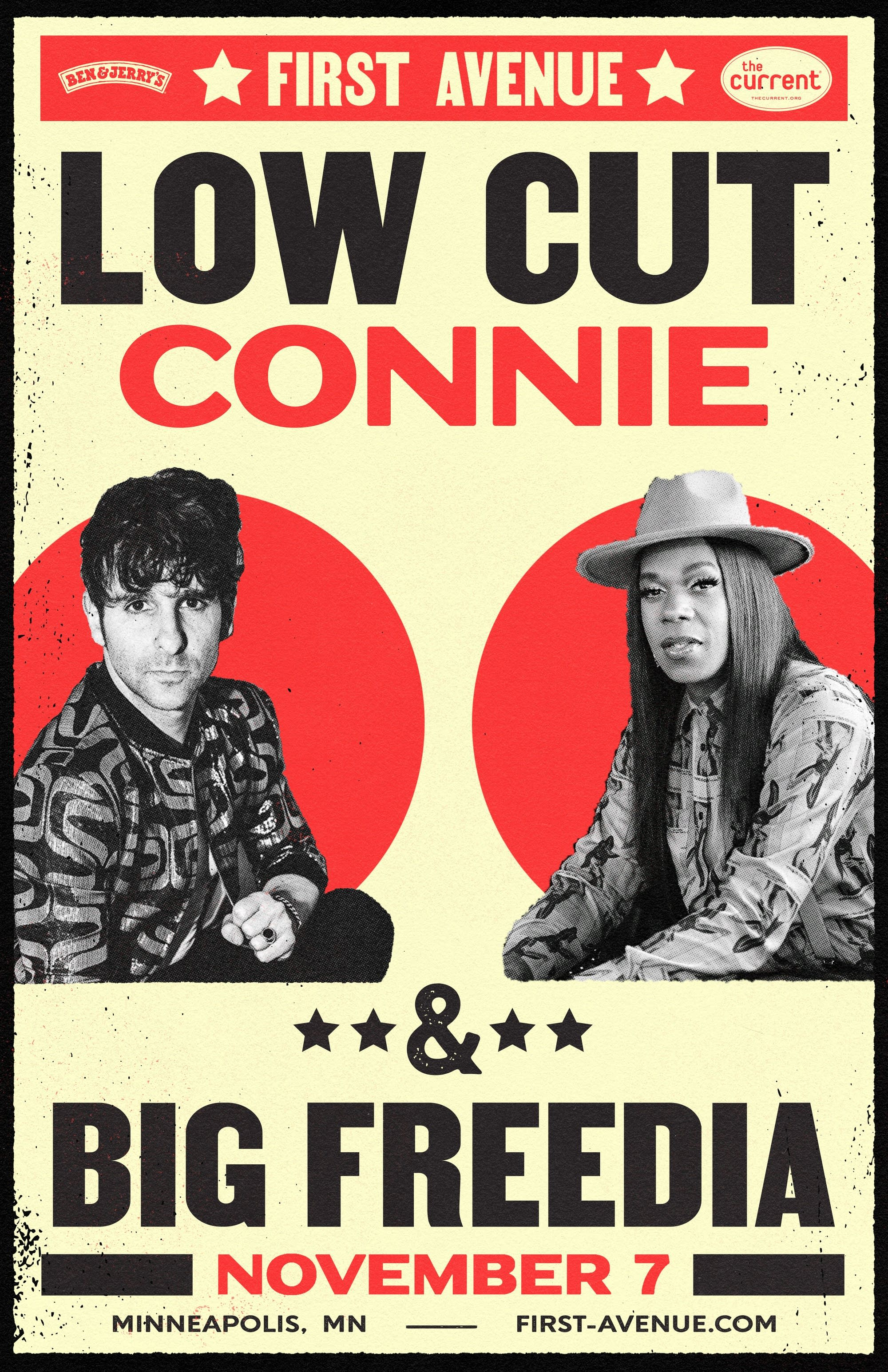 Low Cut Connie and Big Freedia