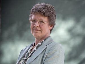 Astrophysicist Jocelyn Bell Burnell