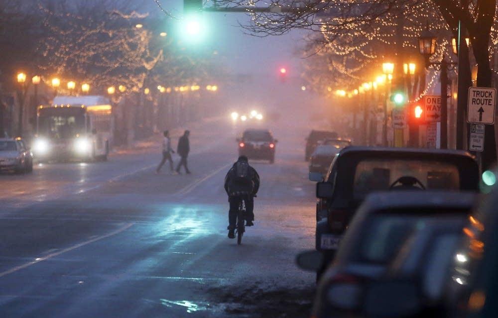 Minneapolis snow