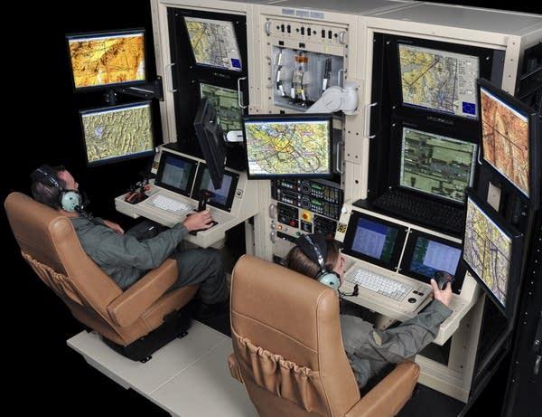 The PMATS simulator.