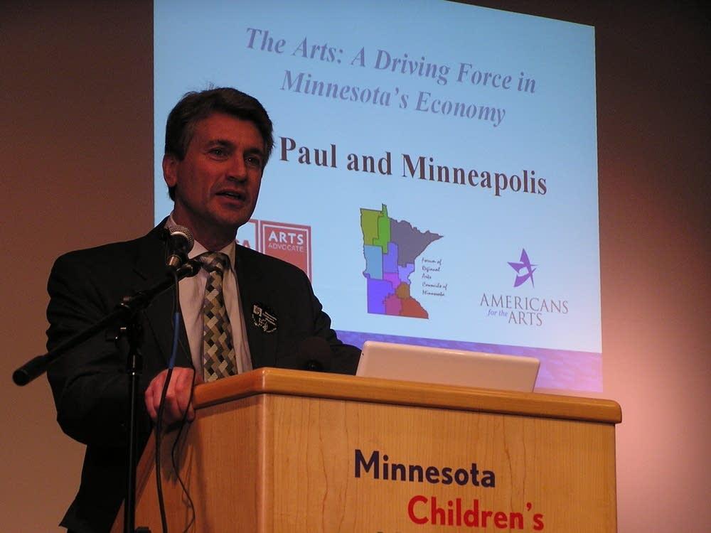 Minneapolis Mayor R.T. Rybak