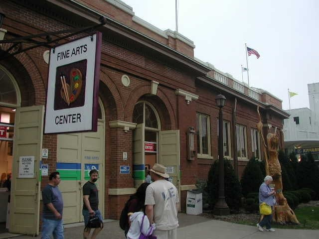 Minnesota State Fair Fine Arts Center