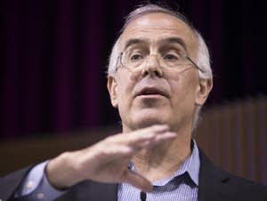 David Brooks talking about the