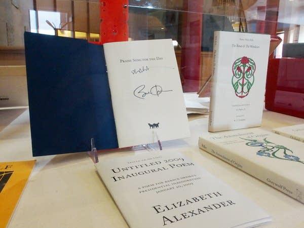 The inauguration poem by Elizabeth Alexander