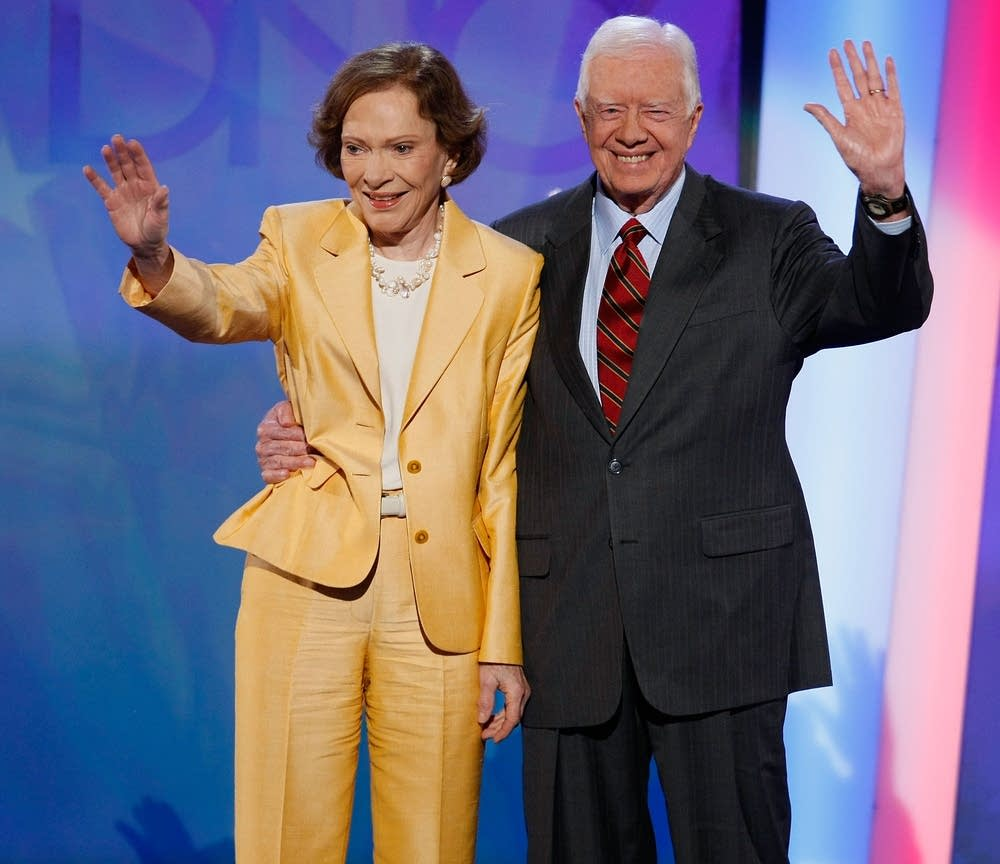 Pres. Jimmy and Rosalynn Carter