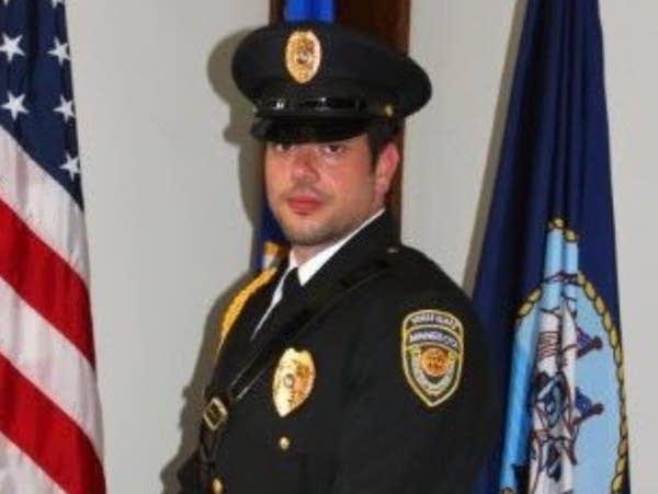 Corrections officer Joseph Parise