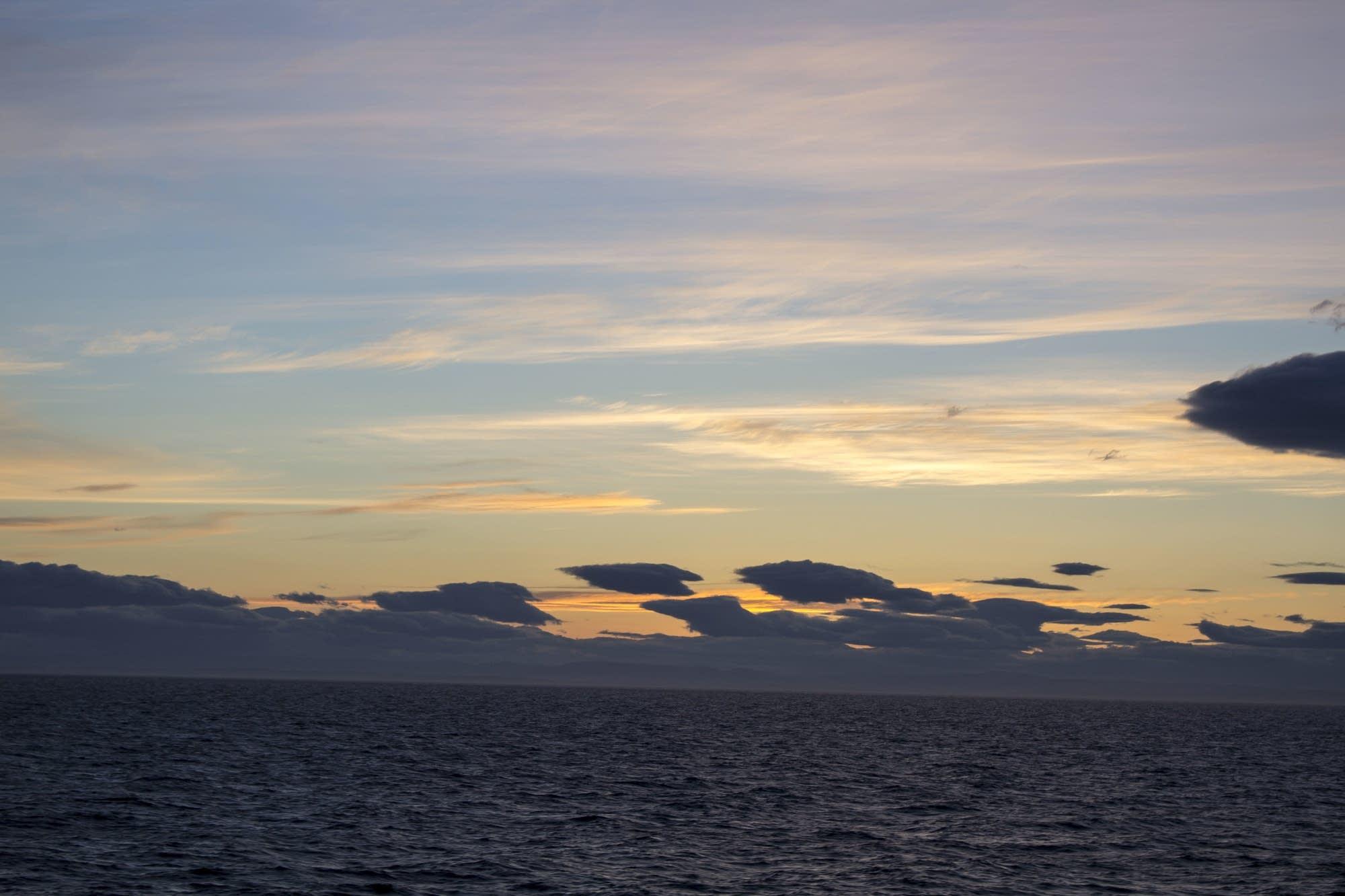 Edinburgh - 16 - North Sea