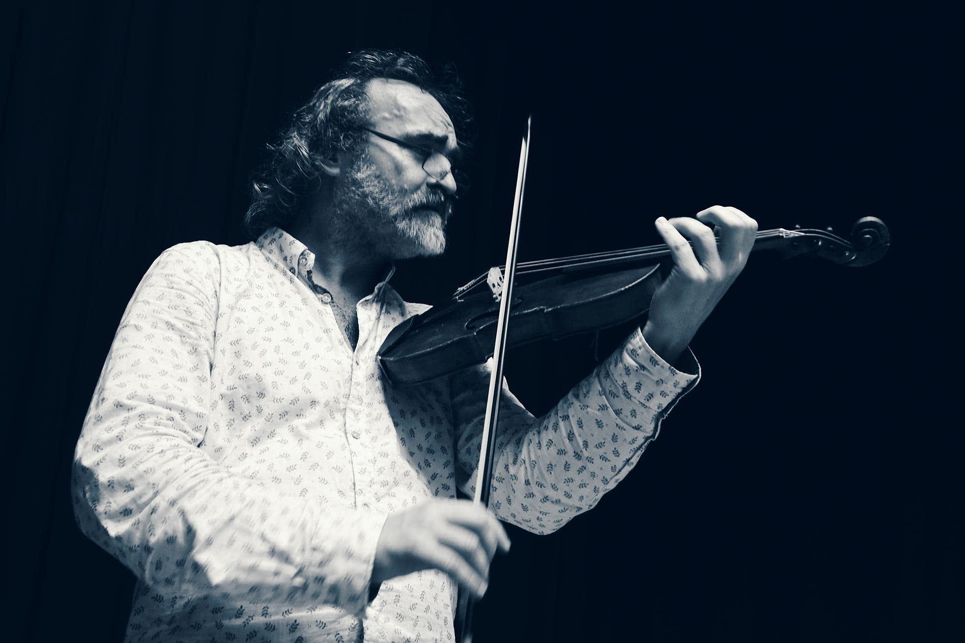 Milos Valent of Barokksolistene