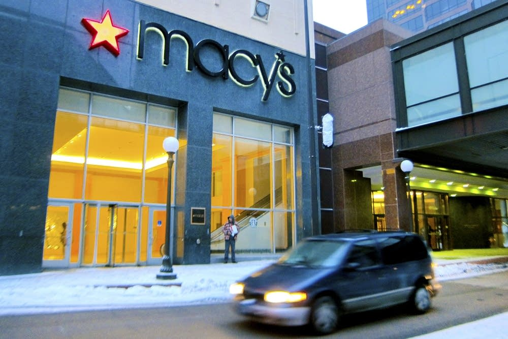 Macy's, downtown St. Paul