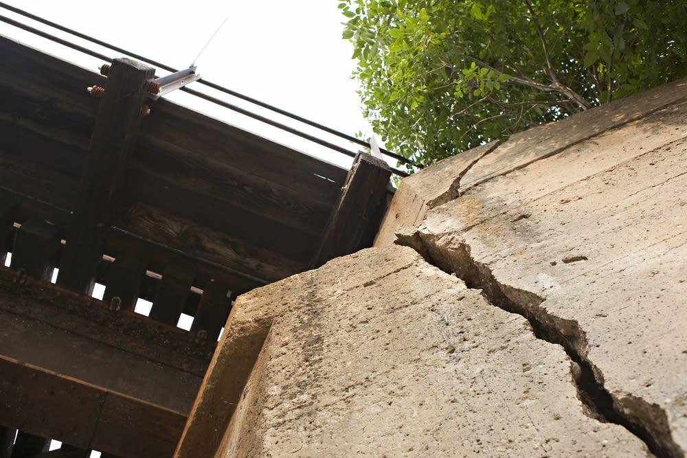 How inspectors rate railroad bridges   MPR News