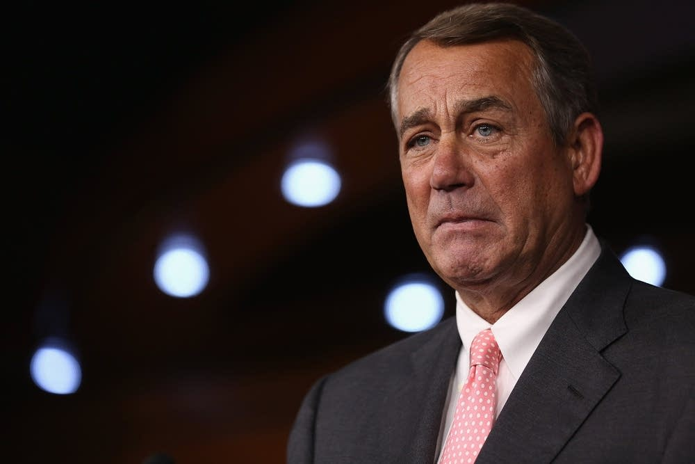 John Boehner announced his retirement.
