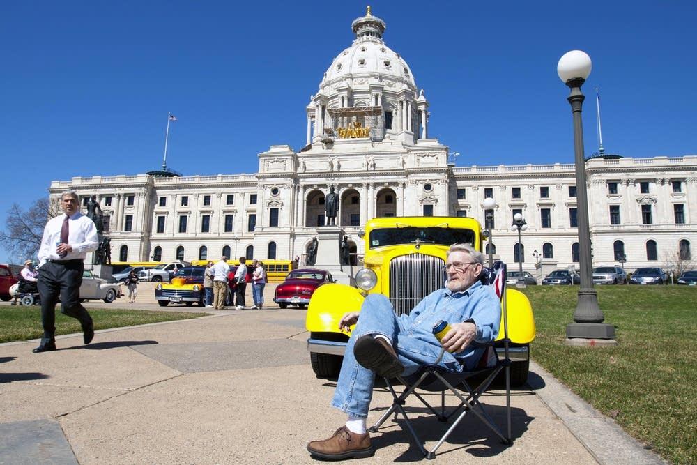 Minnesota Street Rod Association rally