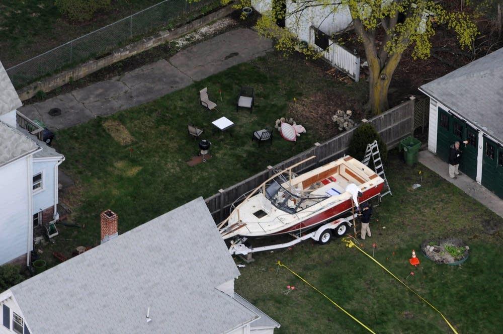 Boston Marathon bombing investigation