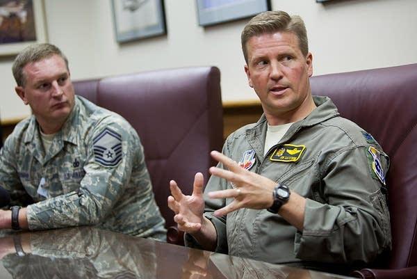 Lt. Col. Jon Safstrom