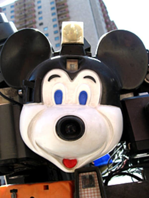 Mickey-cam
