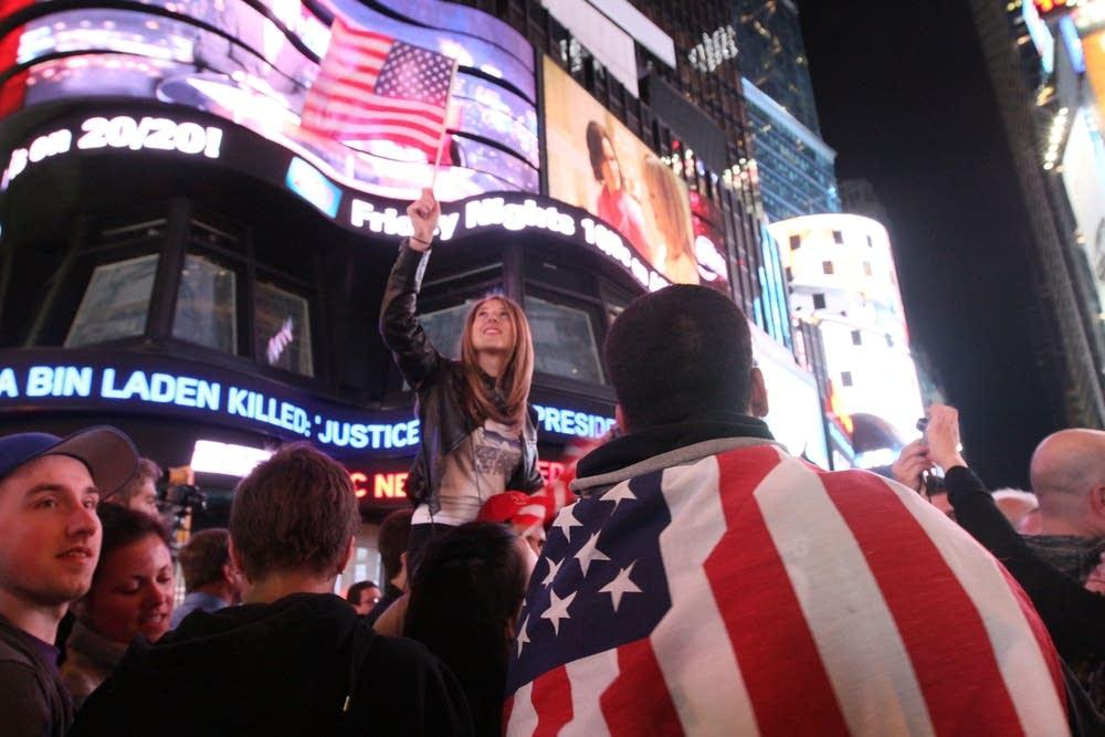 NYC celebration