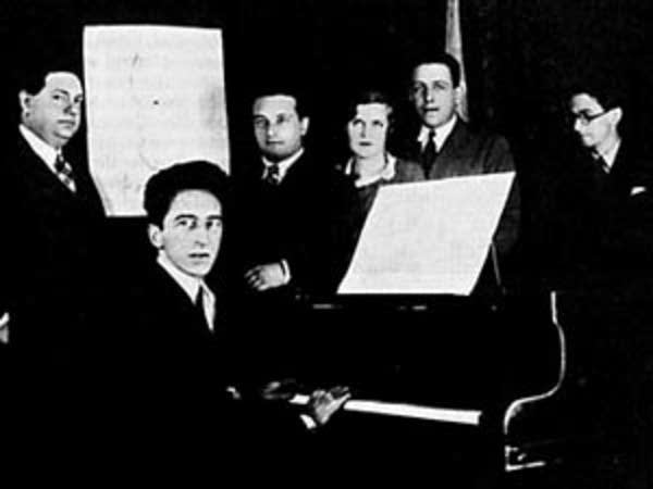 Les Six in the 1920s