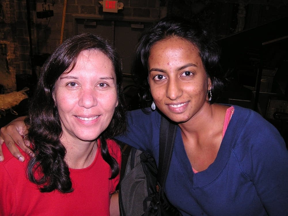 Cecilia Martinez and Shalini Gupta