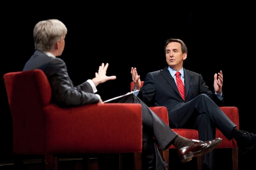 Tim Pawlenty, David Gregory