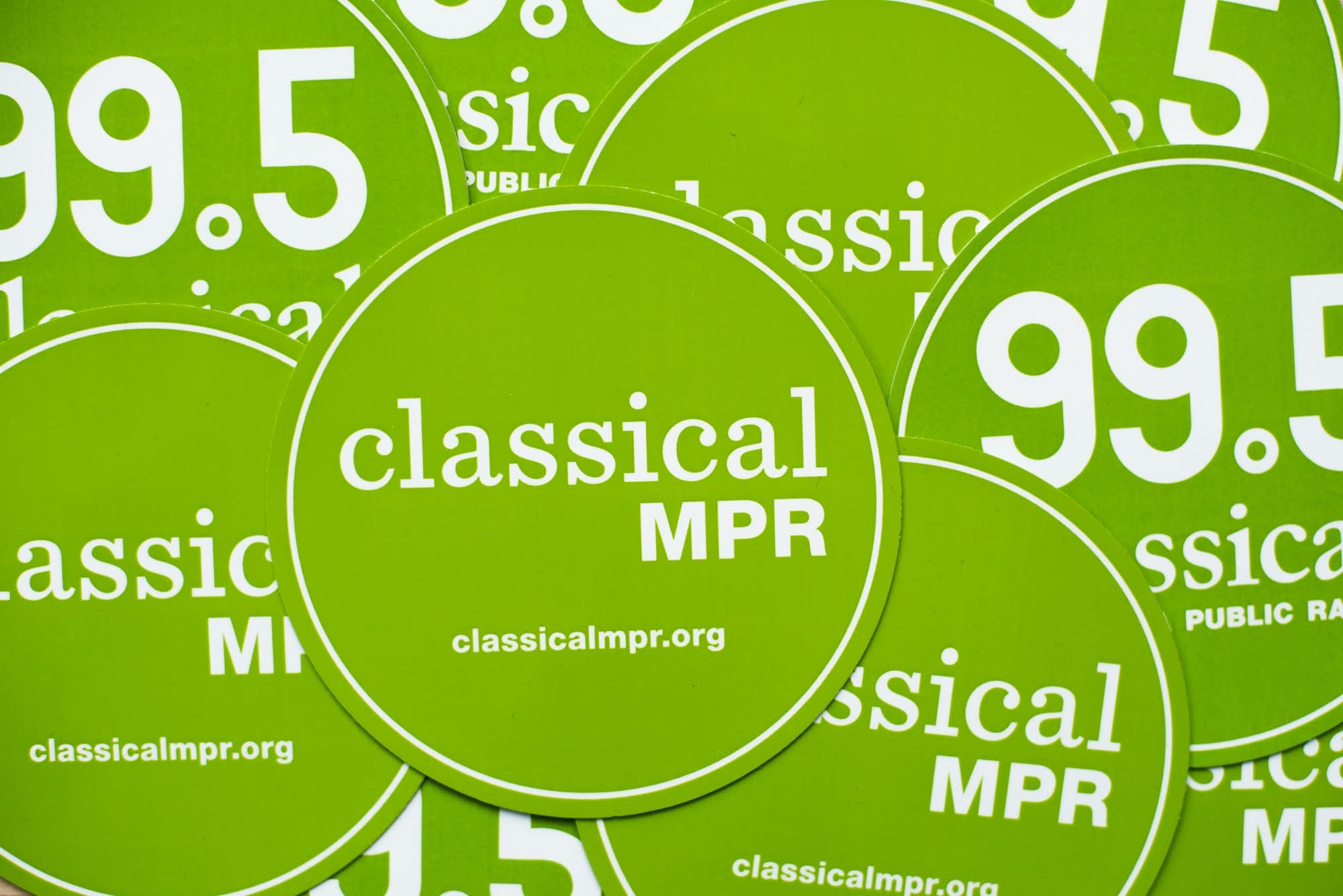Classical MPR window clings