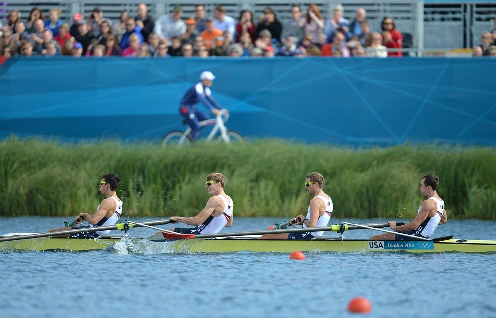 United States rowers