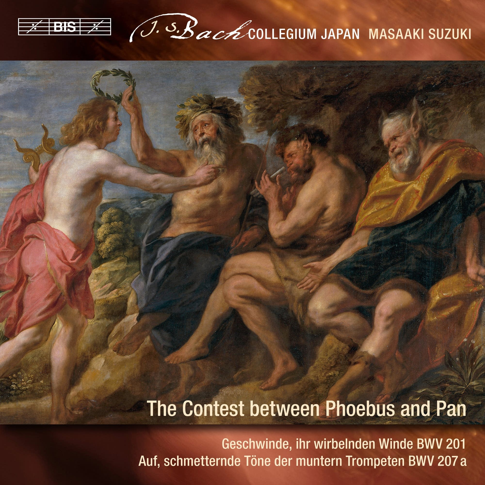 'J.S. Bach: Secular Cantatas, Vol. 9'