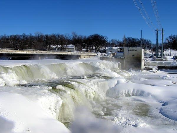 Minnesota River at Granite Falls