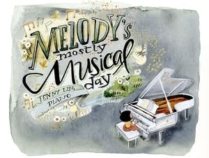Jenny Lin, 'Melody's Mostly Musical Day'