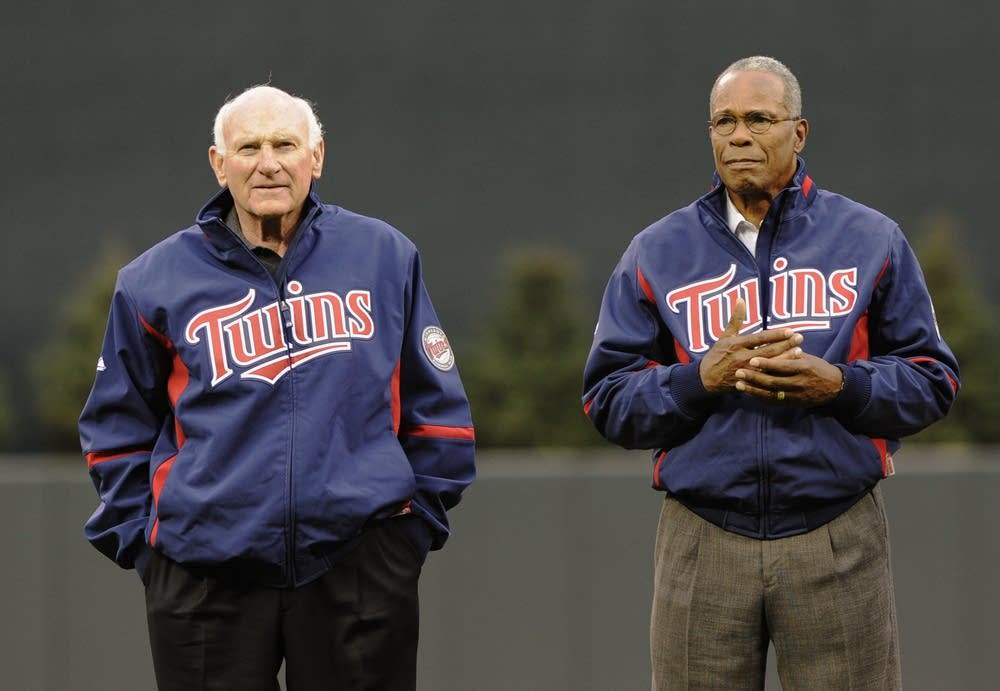Rod Carew, Harmon Killebrew