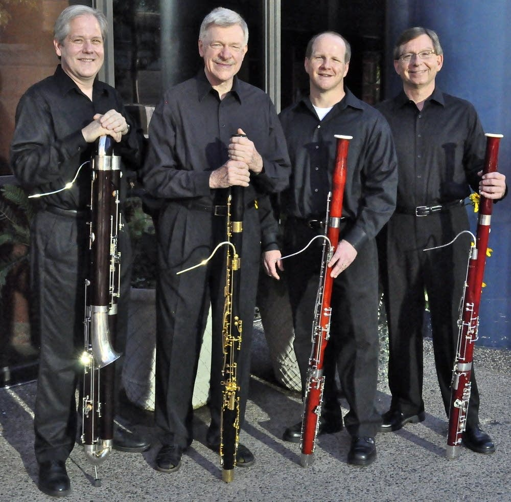 Minnesota Orchestra bassoon section