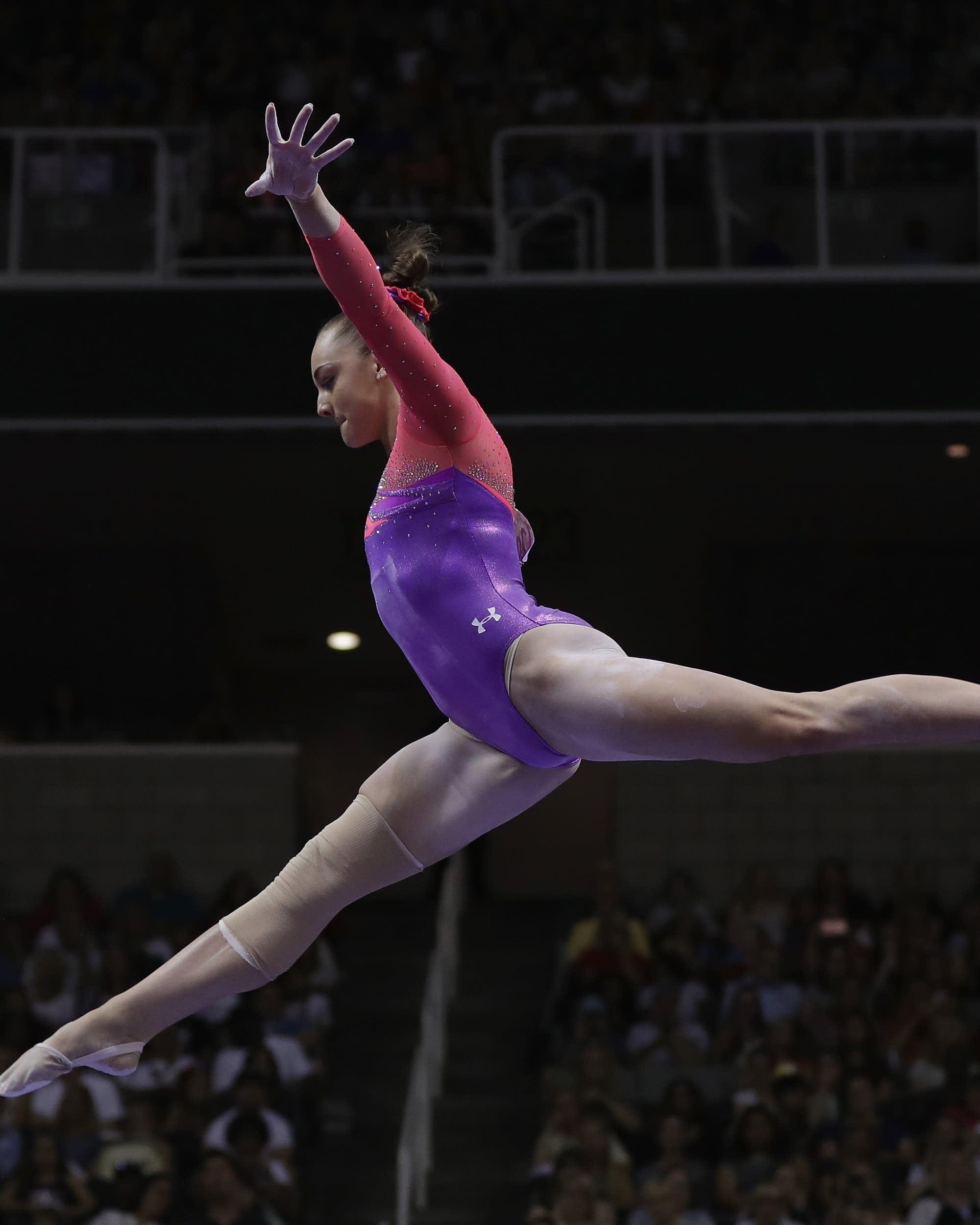 Gymnastic Sex
