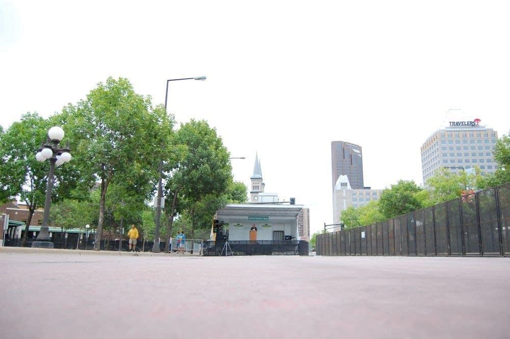 Empty forum
