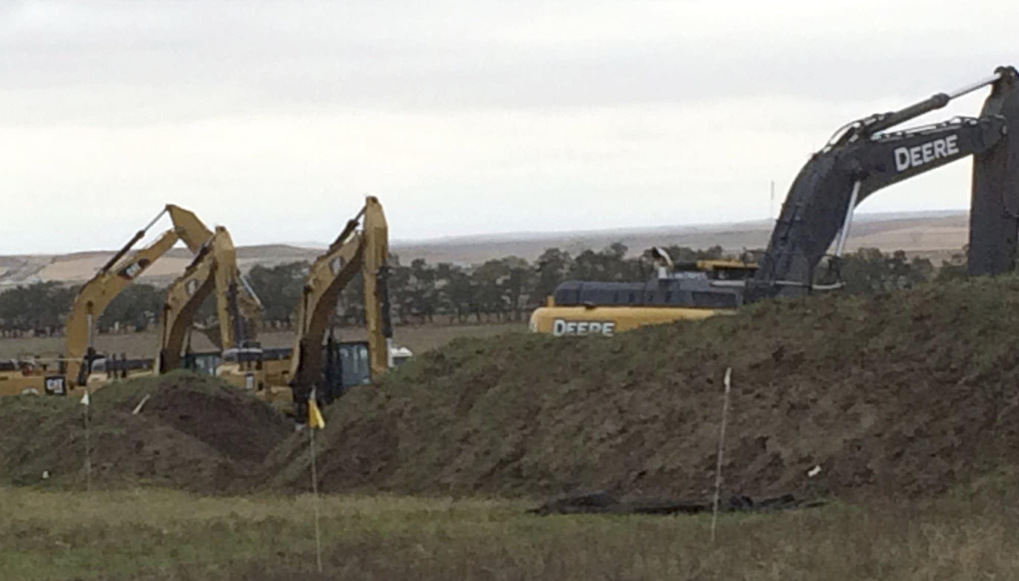 Army plans Dakota Access oil pipeline environmental study | MPR News