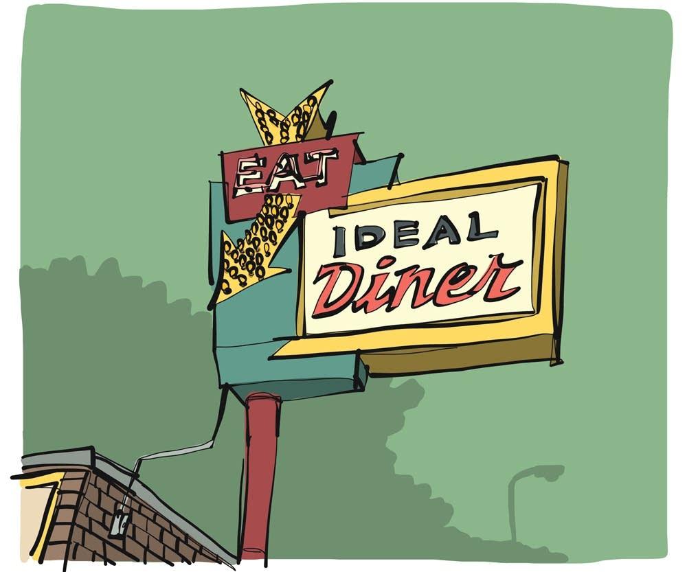 Ideal Diner
