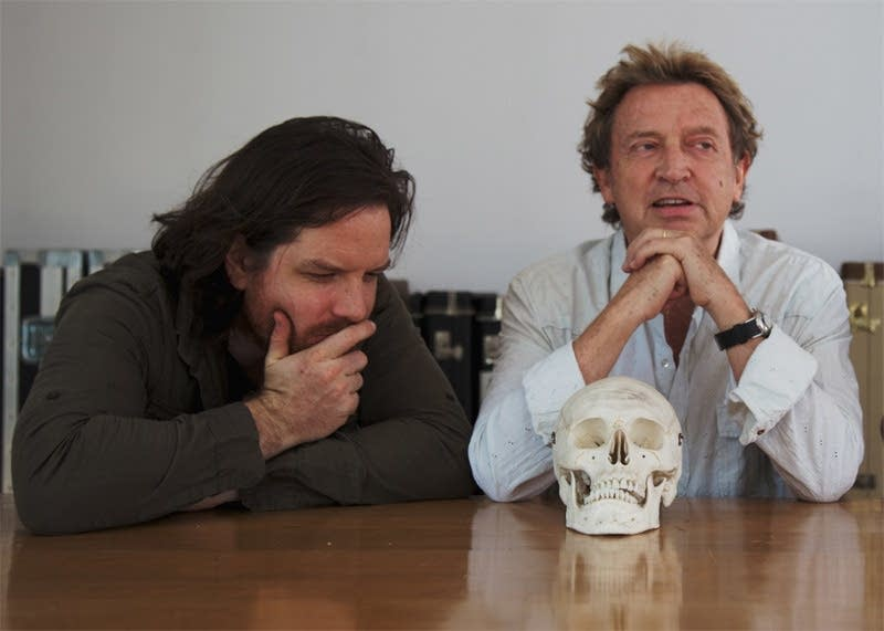 rob giles andy summers circa zero with yorick