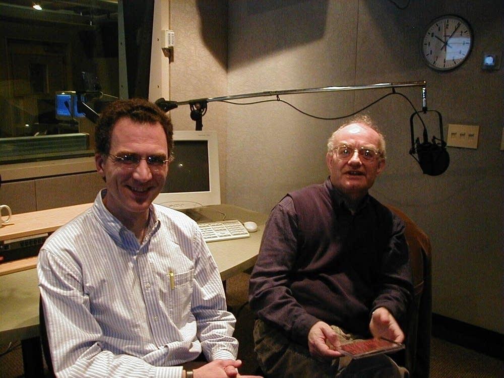 John Birge and John Rutter