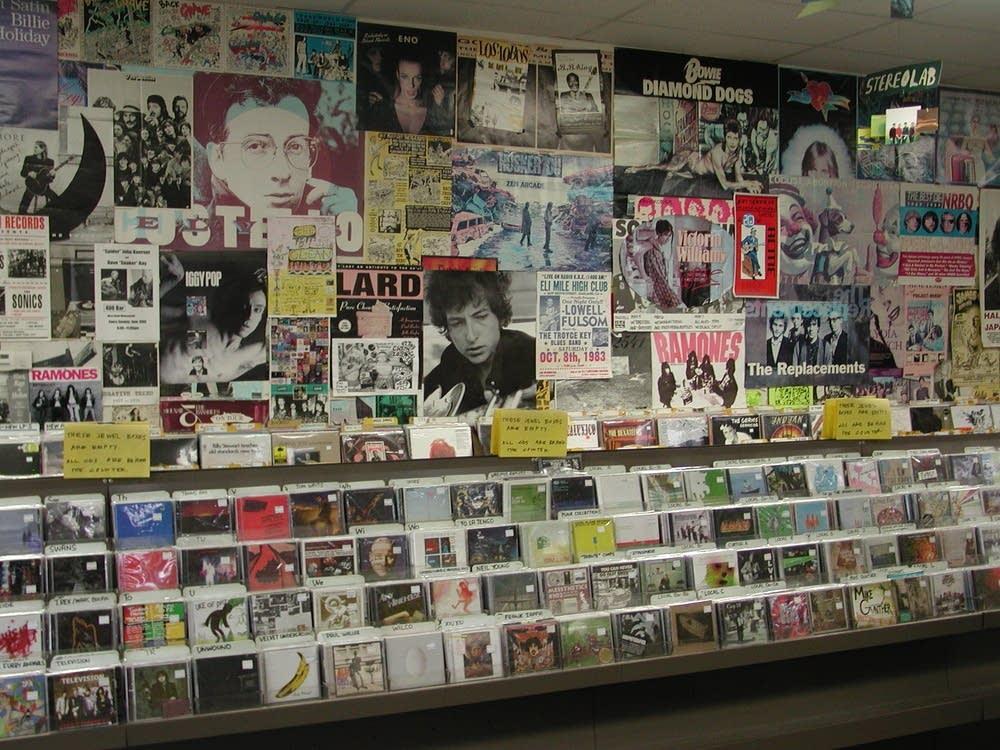 Music rack