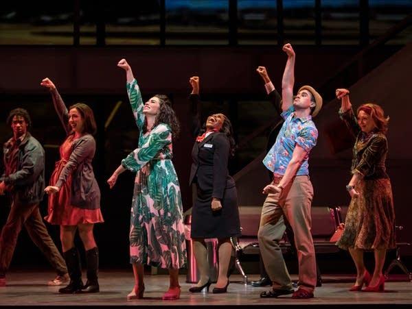 Minnesota Opera Flight
