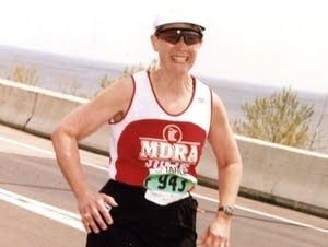 Marathoner Julie Balamut