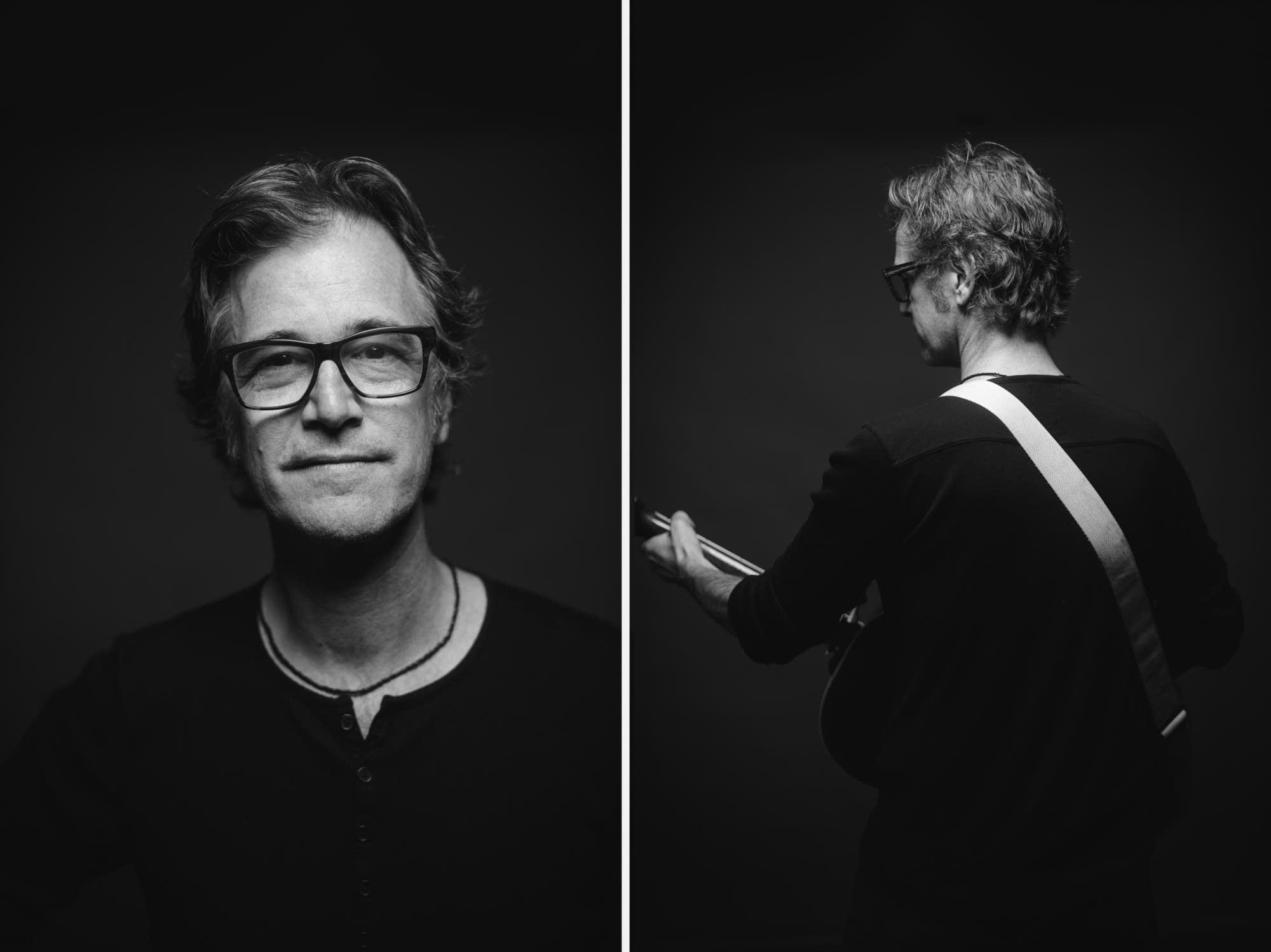 Dan Wilson - portrait - 1