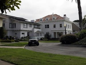 An overview of the Presidio Terrace neighborhood.