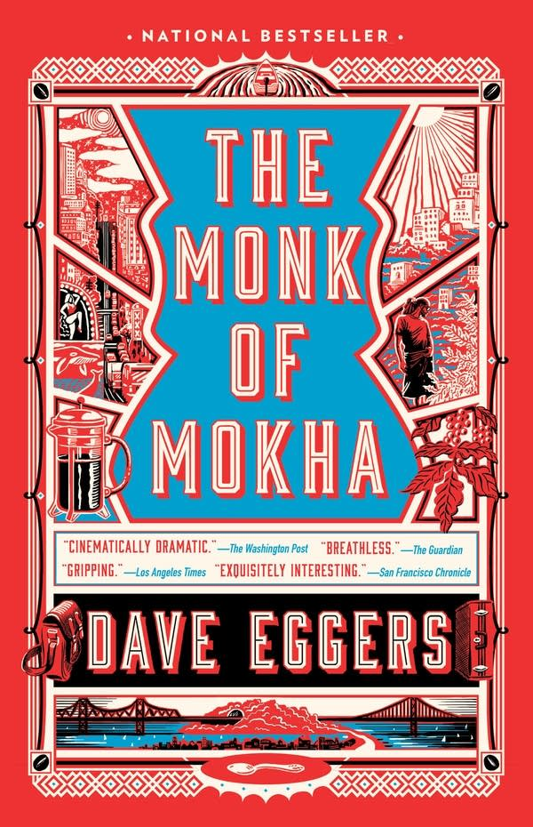 """Cover of """"The Monk of Mokha"""""""